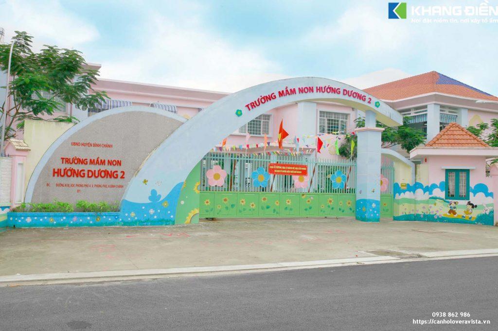 Trường Mầm Non Hướng Dương 2 Ở Lovera Vista
