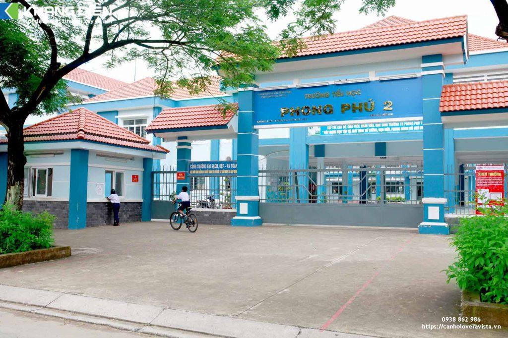 Trường Tiểu Học Phong Phú 2 Ở Lovera Vista